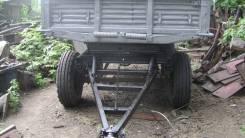 172 ЦАРЗ. Тракторный прицеп 2ПТС-4, 3 000кг.