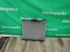 Радиатор двигателя Nissan NOTE E11 HR15DE