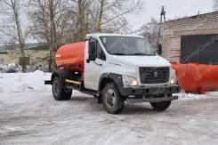 Вакуумная цистерна ГАЗон Некст / С41R13 / С41R33. 4 430куб. см.