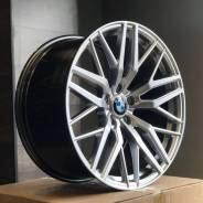 Новые диски AXE EX30 Design для BMW 20x8.5+20x10 Replica HyperSilver
