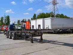 Schmitz. Полуприцеп-контейнеровоз SCF24G 2006 г/в, 33 140кг.