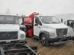 Автотопливозаправщик (АТЗ) ГАЗон Некст / С41R13 / С41R33. 4 430куб. см.