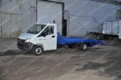 ГАЗ ГАЗель Next. Автоэвакуатор ГАЗель Некст/А21R23/А21R22 ломаная платформа, 2 690куб. см., 4 420кг., 4x2