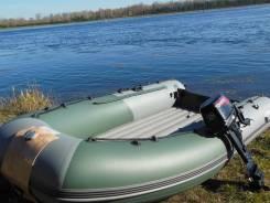 Продам комплект - лодка пвх, мотор