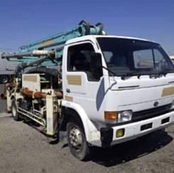 Nissan Diesel Condor. Продается автобетононасос Ниссан Дизель, 6 925куб. см., 18,00м.