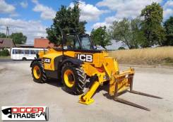 JCB Loadall 535-125, 2012