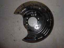 Пыльник тормозного диска задний левый [583901R000] для Hyundai Solaris I, Kia Rio III