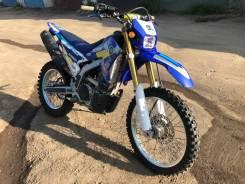 Yamaha WR 250R, 2011