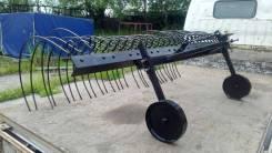 Грабли поперечные Скаут -2м