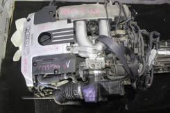 Двигатель в сборе. Nissan: Skyline, Laurel, Crew, Stagea, Cefiro RB20DE, RB20DET, RB20E, RB20ET