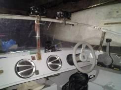 Продам катер 4.5 метра ДВС Тохатсу 50 2 т . эхолот, помпа. музыка , вс