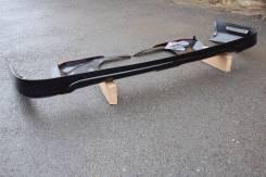 Губа задняя Land Cruiser j200, 2007-2011 год. Цвет Черный