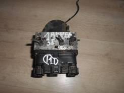 Блок ABS. Nissan Laurel, GC35, GCC35, GNC35, HC35, SC35 RB20DE, RB25DE, RB25DET