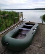 Лодка Pelican 300