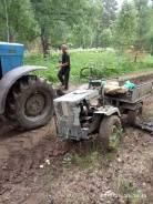Самодельная модель. Продам трактор самодельный, 6,5 л.с.