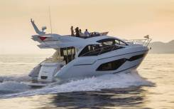 Яхта Sunseeker Manhattan 52