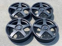 Эксклюзив! Японские Оригиналы SSR GTV01 R16 4*100! Mat Black