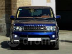 Обвес кузова аэродинамический. Land Rover Range Rover Sport, L320 30DDTX, 368DT, 508PN, 508PS
