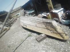 Продам деревянную лодку с мотором