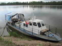 Катер КС-100Д