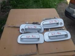 Ручка двери внешняя. Toyota Mark II, JZX90, JZX90E 1JZGE