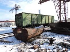 Радиационный контроль металлолома подготовленного к реализации