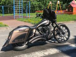 Harley-Davidson Street Glide, 2016