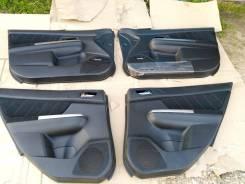 Комплект дверных карт Subaru Impreza WRX STI