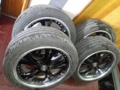 "Комплект колёс. 8.0/8.0x18"" 5x114.30 ET38/25"