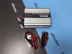 Преобразователь напряжения 12V/220V 500W KS KS-A12-500W