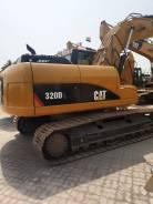 Продам экскаватор Caterpillar 320d