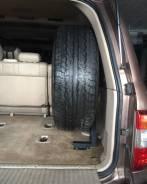 Крепление запасного колеса. Lexus LX470