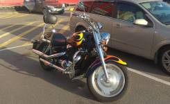 Honda Shadow VT1100 Sabre, 2007