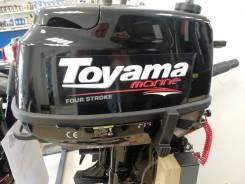 Toyama F6 4T. Оф дилер 4 Сезона +Акция 148см3