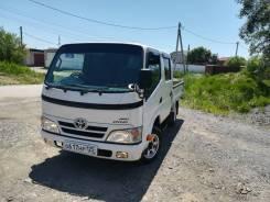 Toyota Dyna. Продается грузовик Toyota DYNA, 3 000куб. см., 1 500кг., 4x4