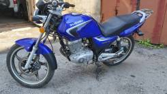 Suzuki. 125куб. см., исправен, без пробега