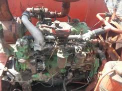 КЗК Енисей. Двигатель от комбайна Енисей