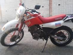 Yamaha XT 600, 1990