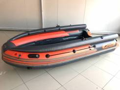 Лодка ПВХ REEF SKAT 370 S с фальшбортом + Подарок