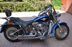 Harley-Davidson Fat Boy FLSTFI, 2004