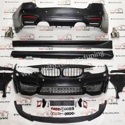 Обвес кузова аэродинамический. BMW M3, F80 BMW 3-Series, F30, F80