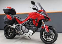 Ducati Multistrada. 1 260куб. см., исправен, птс, с пробегом