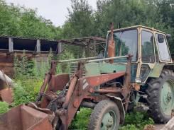 ЮМЗ 6. Продаётся трактор юмз 6 с куном. Под заказ