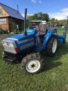 Iseki. Мини трактор, 25 л.с.