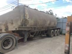 Сеспель. Полуприцеп Сеспиль, цементовозная бочка(цементовоз) 2005 г 35 тонн, 35 000кг.