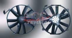 Вентилятор радиатора кондиционера. Mercedes-Benz S-Class, C126, C126.043, C126.044, C126.045, C126.046, W126, W126.020, W126.021, W126.022, W126.023...