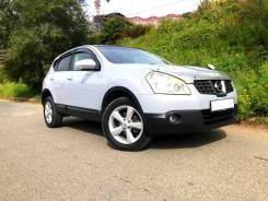 Аренда прокат кроссовер Nissan Dualis 2010 г недорого