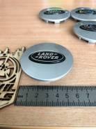 Крышки Land Rover на ЦО дисков [BaikalWheels]