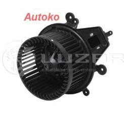 Мотор вентилятора отопителя печки уаз 3163 патриот 12-- ac LUZAR LFH03631