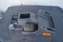 Консоль кпп. Mitsubishi Pajero